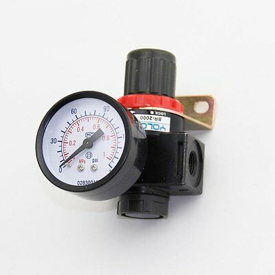 BR4000 G1/2'' Air Control Compressor Pressure Regulating Regulator Valve