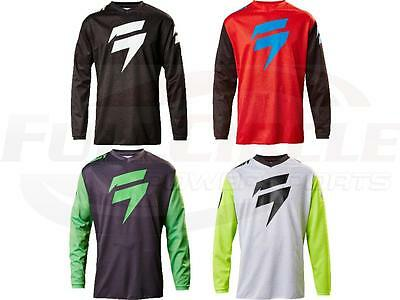 Shift MX Racing 2017 Whit3 Ninety Seven Jersey Adult Sizes ATV/BMX/MTB Off Road