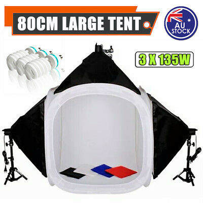 60cm Tent Photo Studio Soft Box Tent Light Cube Photography Softbox Lighting Kit