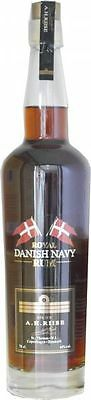 A. H. Riise Danish Navy Rum 0,7 l