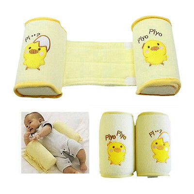 Baby Infant Newborn Safe Sleep Positioner Prevent Flat Head Anti Roll Pillow New