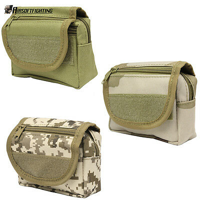 Hunting Molle Magazine Medical Pouch Waist Bag Belt Case for Paintball Camping