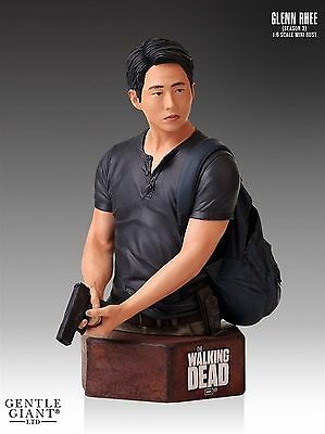 Gentle Giant The Walking Dead Glenn Rhee 1:6 Resin Bust / Büste Statue Figur