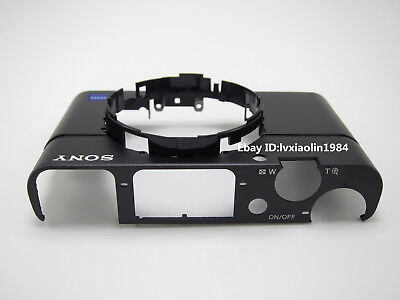 Repair Parts For Sony DSC-RX100 III M3 Front Outer Shell+Lens Control Focus Ring