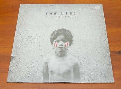 The Used: Vulnerable - Vinyl / Lp - New / Sealed