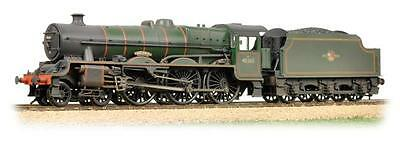 31-188 Bachmann 00 Gauge Jubilee 4-6-0 Victoria BR Green Late Crest DCC Ready UK