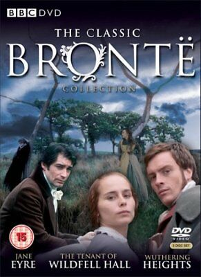 The Classic Bronte BBC Collection (5 Disc Box Set) (DVD)