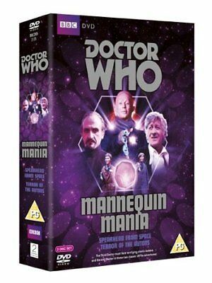 Doctor Who: Mannequin Mania- Spearhead from Space / Terror of the Autons (DVD)