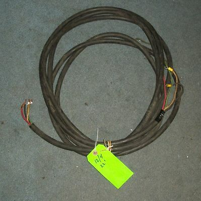 SO/SOW Wire/Cable 22' 12/4