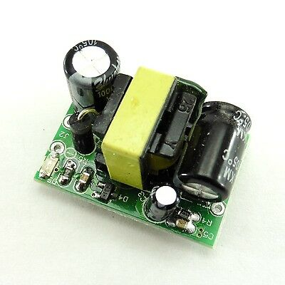 AC/DC Step-Down 240V/5V 0.6A Isolated Buck Power Converter Module Open Frame