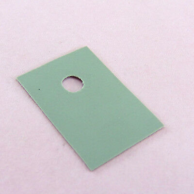 TO-220 Thermal Conduction Transistor Silicon Pad Insulation Gasket Sheet