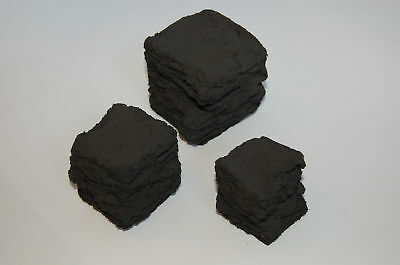 Replacement Gas Fire Ceramic Coals (10)