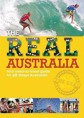 Real: Australia by Kim O'donnell Paperback Book Free Shipping!