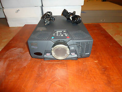 Epson Lcd Color Projector Model #elp-5500, Mint Shape