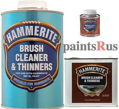 Hammerite Direct To Rust 2 X Hammered Silver 400ml Aerosols Free Fast P&P!!!