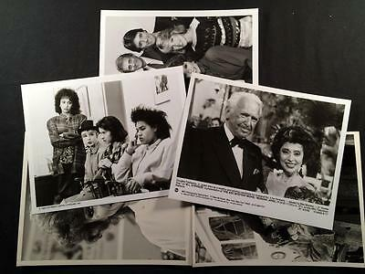 8 Rita Moreno Assorted Vintage TV Movie Still Photo Lot A46
