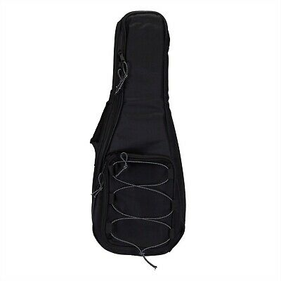 New Tiki Deluxe Black Soprano Uke Ukulele Bag