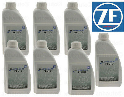 7-Liter's ZF Lifeguard 8 Automatic Transmission Fluid   S67109031201