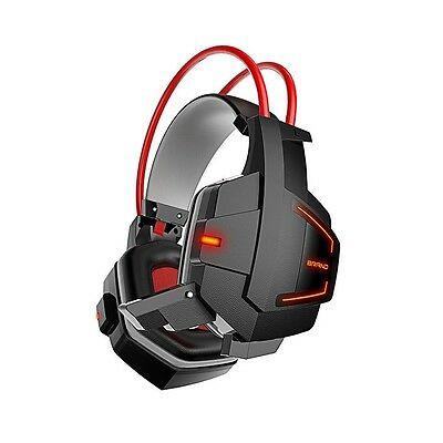 Casque micro LED Raptor Gaming PS4/PC