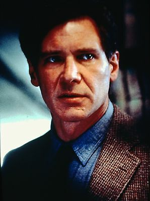 "HARRISON FORD in ""The Fugitive"" - Original 35mm COLOR Slide - 1993"