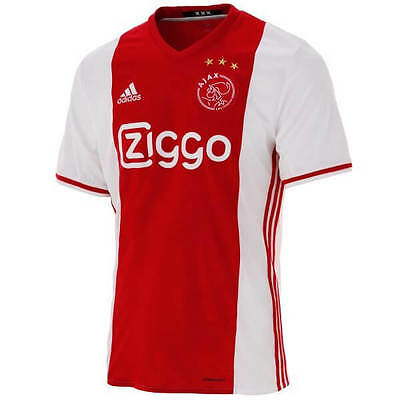 Ajax Kids Home Football Shirt 2016-17