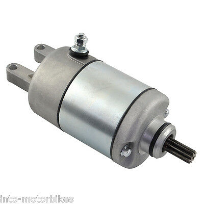 HEAVY DUTY STARTER MOTOR FOR Yamaha YP 250 R X-Max 2005 - 2009