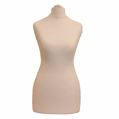 Mannequins Female Tailors Dummy Torso Only All UK Size Bust