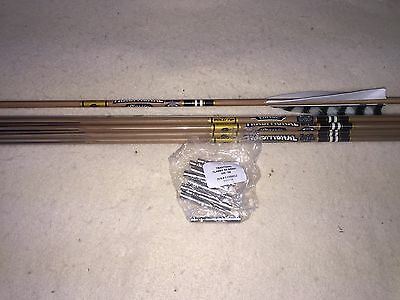 Gold Tip Traditional Classic Hunter 340 NEW  For 2016 One Dozen With 80gr Insert