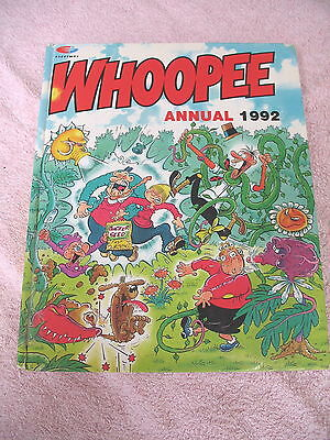 Fleetway Whoopee Annual 1992