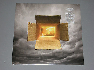 GOO GOO DOLLS Boxes LP New Sealed Vinyl