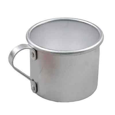 AUTENTIC Soviet and Russian Army Aluminum Mug Cup