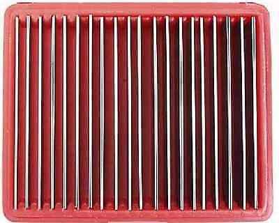 """Tin Coated 1/32"""" Ultra Thin 20 Pair  Super Precision Parallel Set .0001"""""""