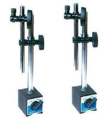 2pc BRAND NEW MAGNETIC BASE POWER PULL 130LB