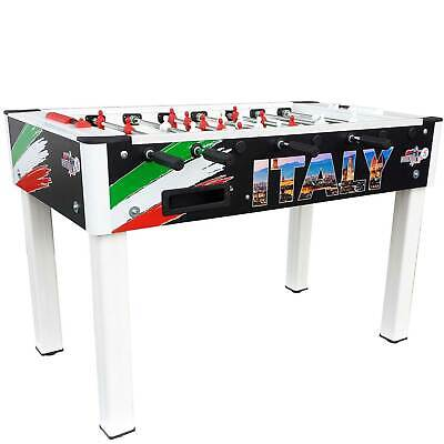 5 Foot Italy Roberto Trandy Foosball Soccer Table. All Table Sports