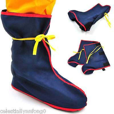 Anime Dragon Ball Z Son Goku Kame Sennin Boots Shoes Cover Cosplay Costume Gift