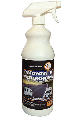 Chemicals Direct Caravan Motorhome Black Streak Remover 1 LTR Ready to use RTU