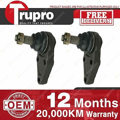 2 x REAR RIGHT UPPER BALL JOINT FOR MITSUBISHI PAJERO NM NP 05/00-10/06