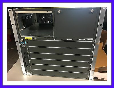 Cisco 4506   Ws-C4506 Chassis   New In Box