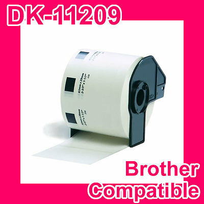 10 Rolls of Compatible Brother DK-11209 Address Label