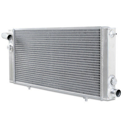 40mm ALLOY ALUMINIUM RACE RADIATOR RAD FOR PEUGEOT PUG 205 309 1.6 1.9 GTI 8V