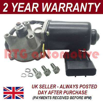 12V Window Windscreen Wiper Motor Front For Vauxhall Opel Astra 1998-2004