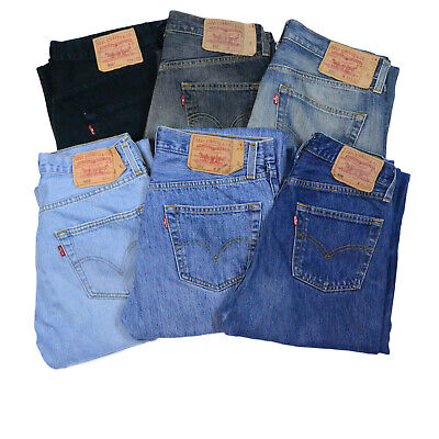 Jeans Fast Deliver New Mens Lee 34 X 34 Jeans Pepper Stone Wash Regular Fit Straight Leg Cotton