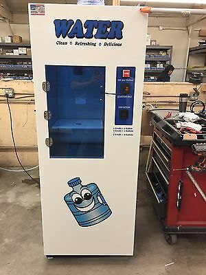 Laundry Room/Apartment Size Water Filtration System Vending Machine New Warranty