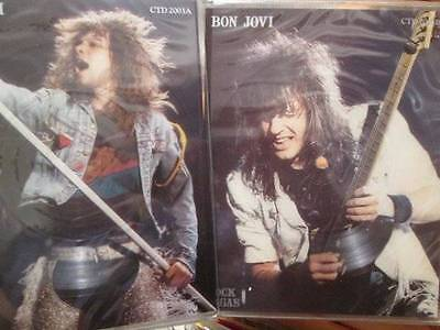 Bon Jovi 2 Records Chris Tetley Interviews Picture Discs Limited Editions