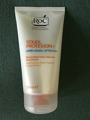 RoC Soleil Protexion + After Sun Soothing & Repairing Balm 150ml FRAGRANCE FREE