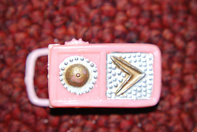 Tammy Pink Radio Retro Vintage Collectable Worldwide Fast post!