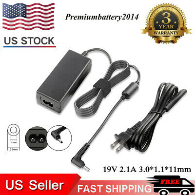 AC Adapter Charger Cord For samsung ultrabook Series 9 Notebook PC Power Supply