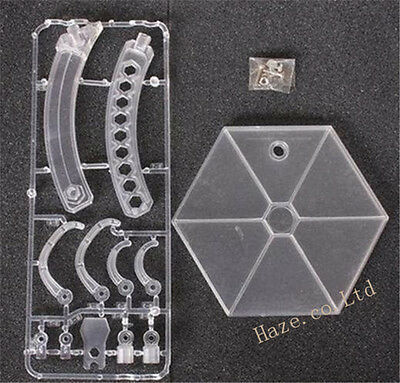 "Square Enix Play Arts Kai Plastic Clear stand for 12"" Action Figure Good Quality"