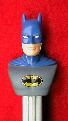 no dates) PEZ DISPENSERS /  BATMAN  / WILL COMBINED POSTAGE