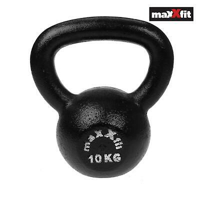 Maxxfitt Cast Iron Kettlebell Weight for Strength Training Gym
